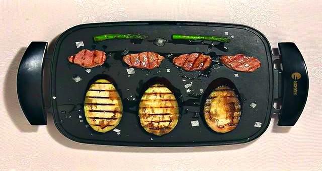Comment procéder à la cuisson de légumes avec une plancha ?