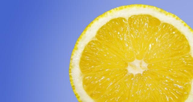 Le citron pour vous aider à vous débarrasser des kilos en trop