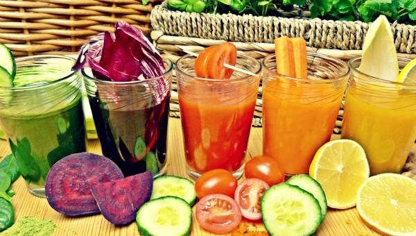 Connaissez-vous les bienfaits des jus de légumes ?