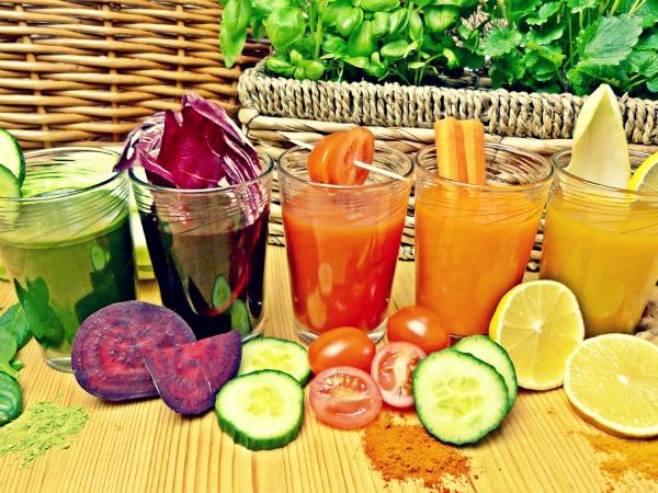 Regagner en énergie avec une cure de jus de légume !
