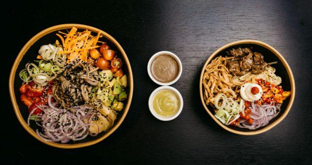 Le poke bowl : le nouveau repas sain à la mode
